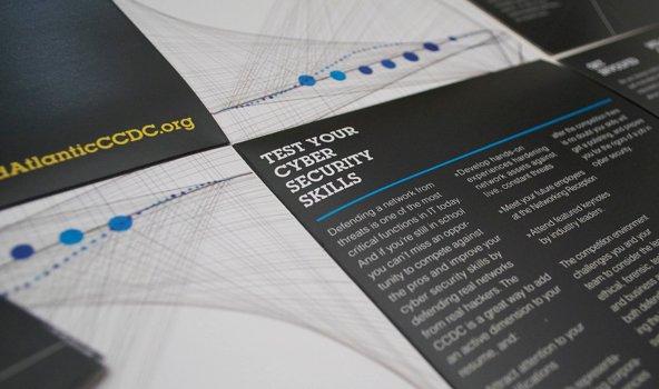 Custom brochure content and graphics