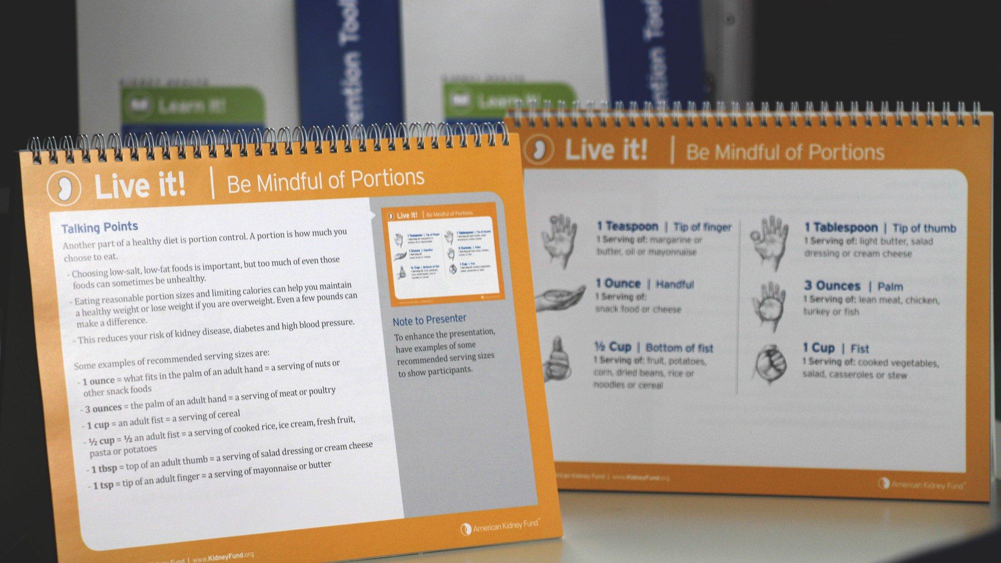 Presentation Flipbook